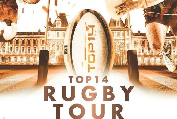 Top 14 rugby Tour s'arrête à Orléans 1