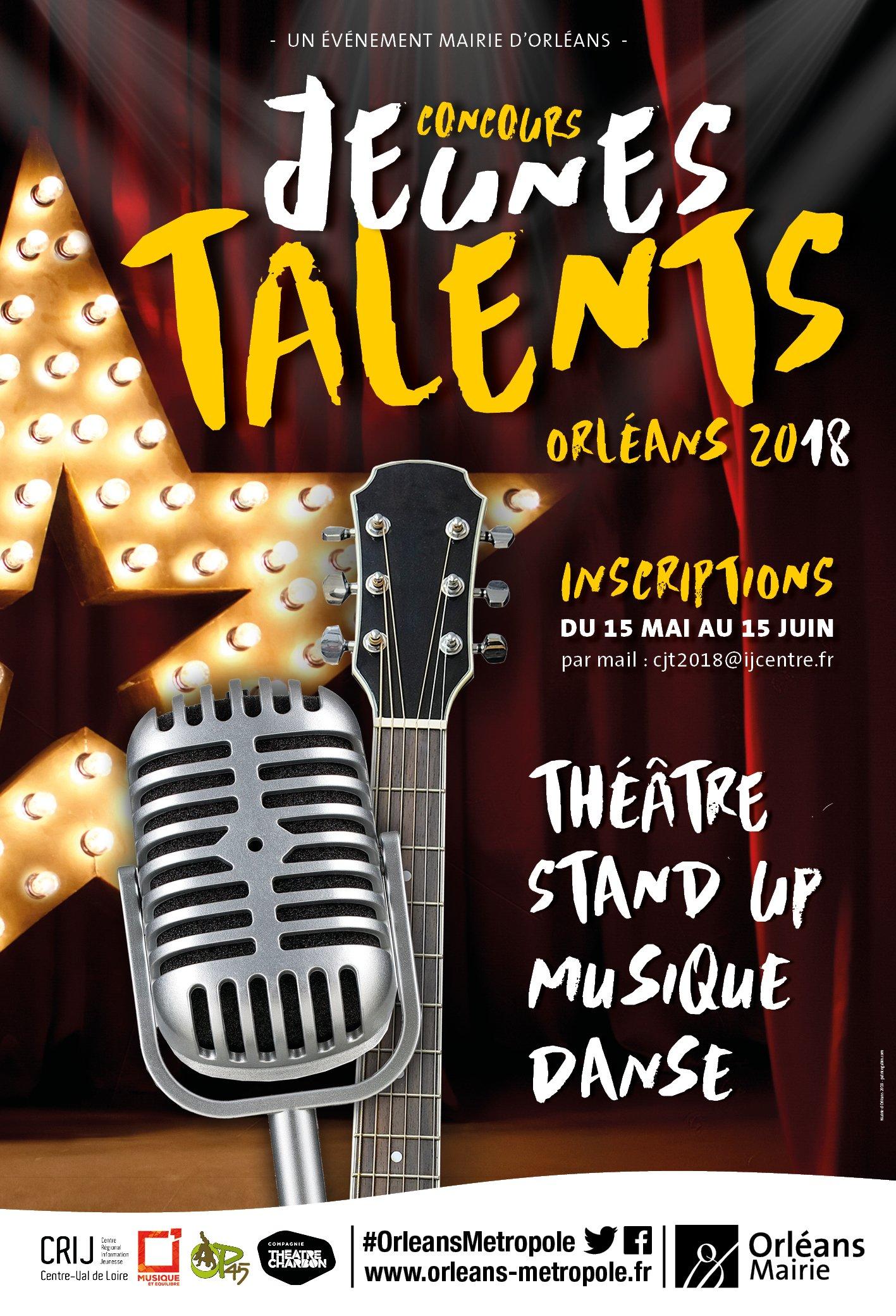 Concours Jeunes Talents 2018 2