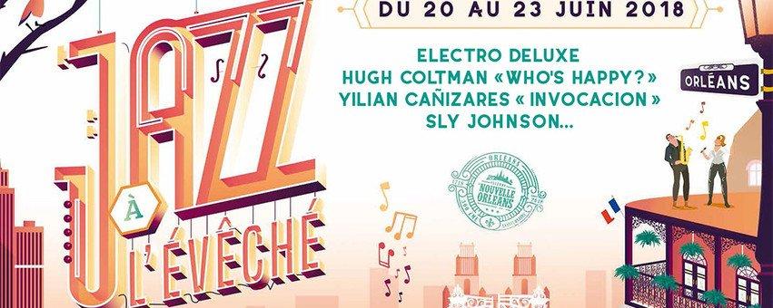 Jazz à l'Évêché 2018 est de retour du 20 au 23 juin ! 5