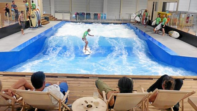 Le prochain centre aquatique dévoilé ! 3