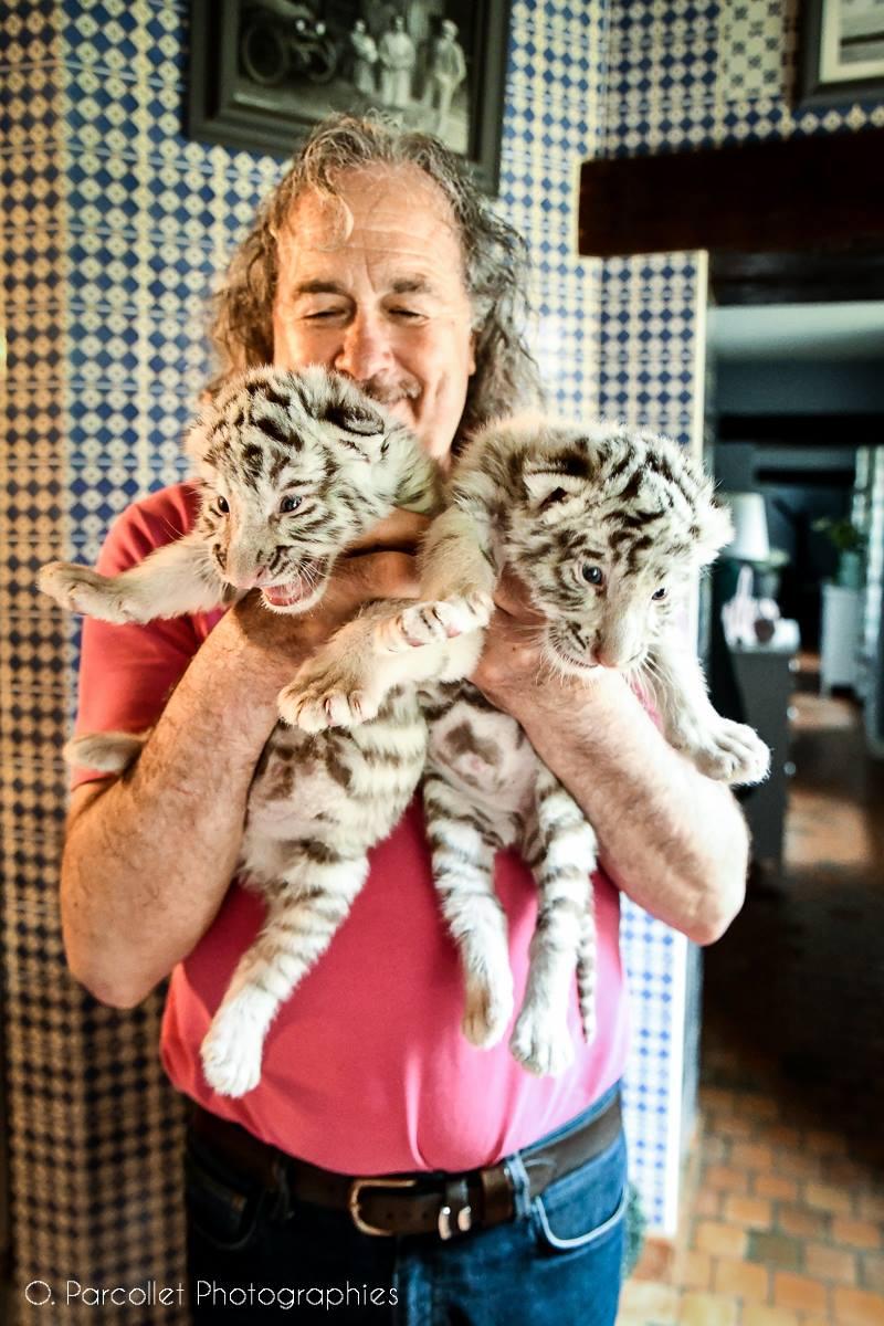 On a rencontré Rémy Demantes et ses tigres 5
