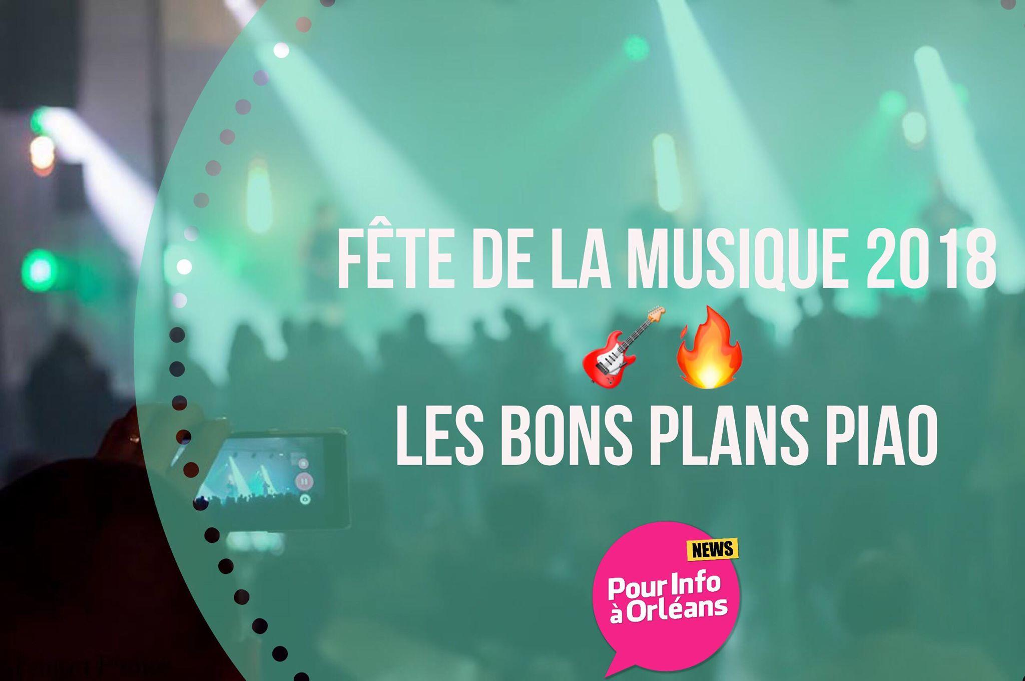 Fête de la Musique 2018 : Les bons plans PIAO 1