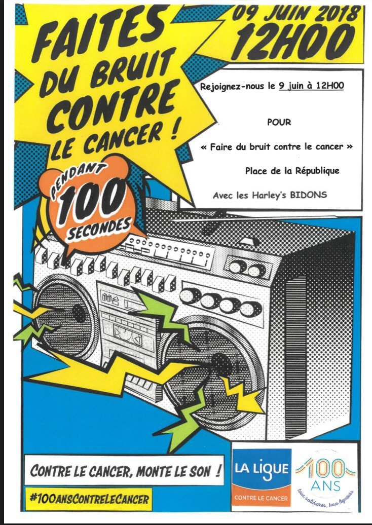 📢 FAITES DU BRUIIIIIIIIIIT CONTRE LE CANCER 📢 2