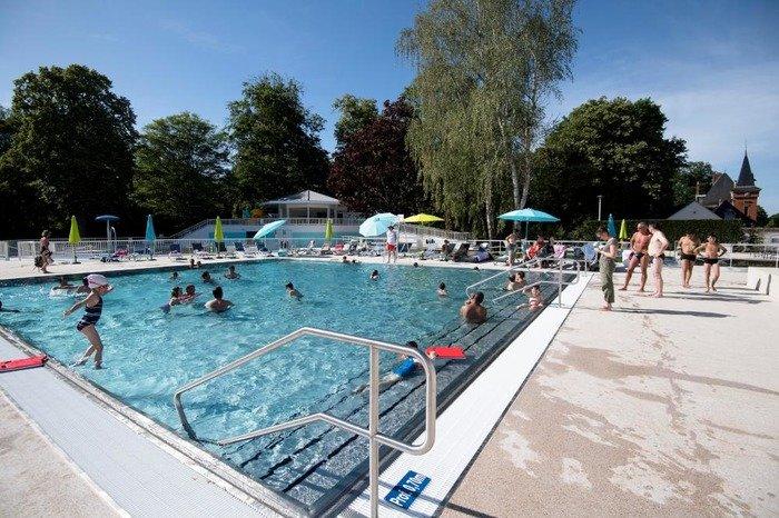 Ouverture de la piscine du Poutyl 2