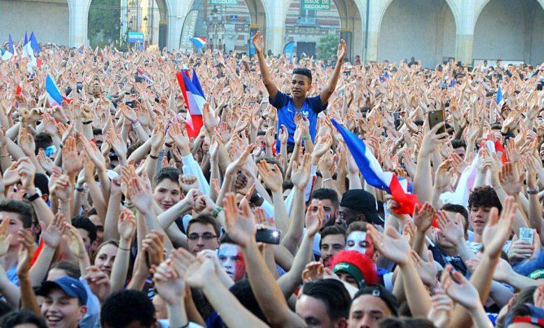 FRANCE-URUGUAY: tout savoir sur la Fan Zone 1