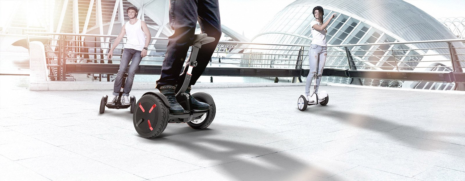 Nouveau, Urban Trotter's pour se déplacer en mode fun et écolo 2