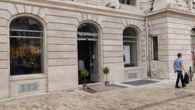 Photo of Nespresso a ouvert Place du Martroi