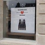 Nespresso a ouvert Place du Martroi 3