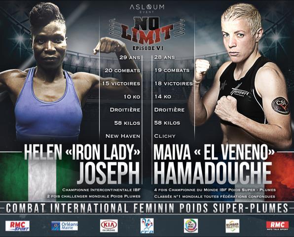 NO LIMIT VI : Un évènement boxe inédit à Orléans 6