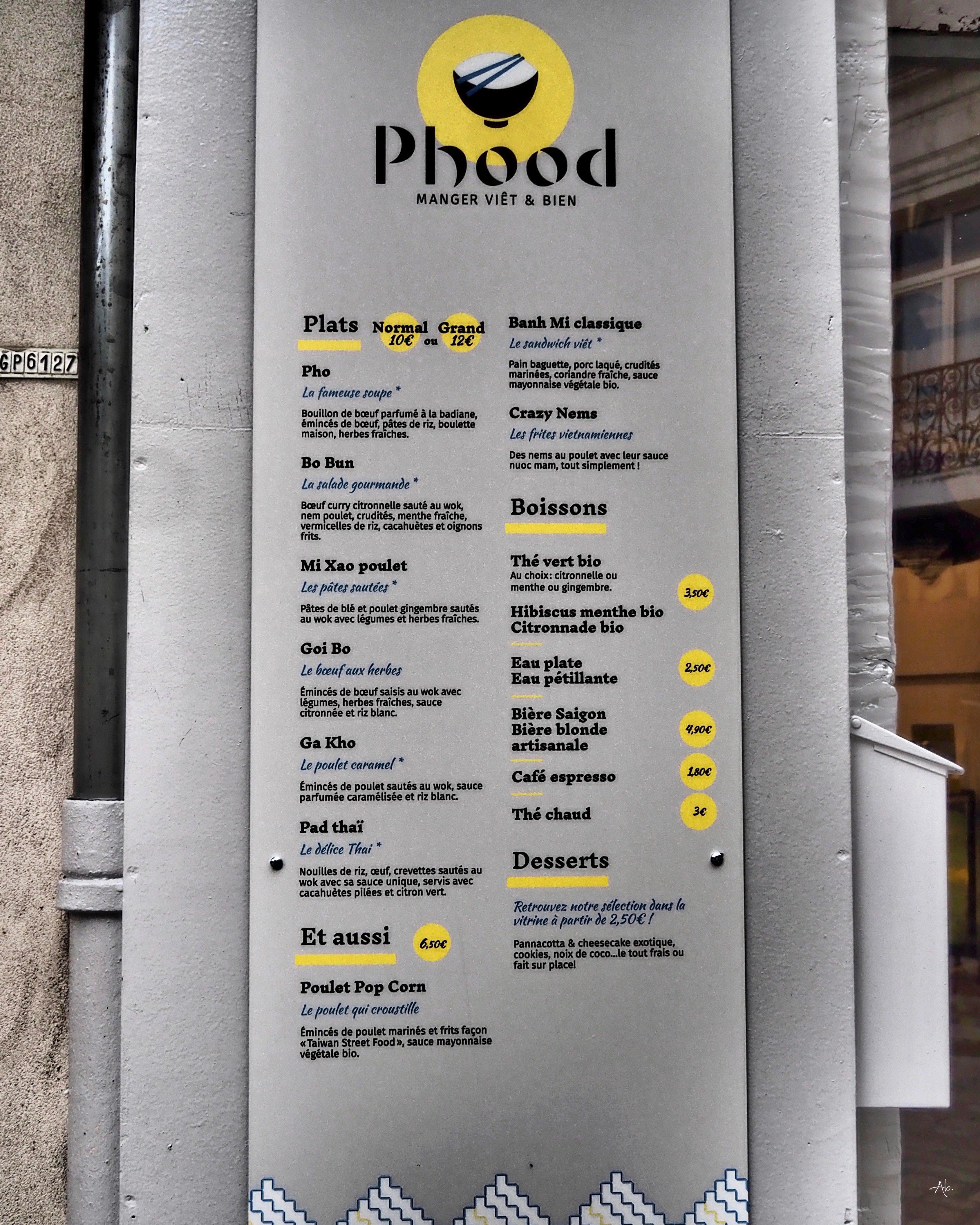 Chez Phood, on mange Viet ... et bien ! 6