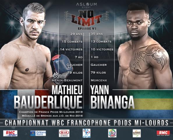 NO LIMIT VI : Un évènement boxe inédit à Orléans 4