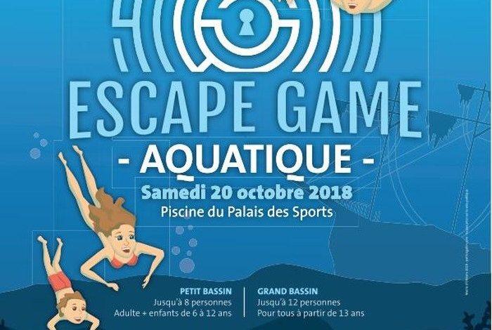 Insolite: Faites un Escape Game à la piscine 1
