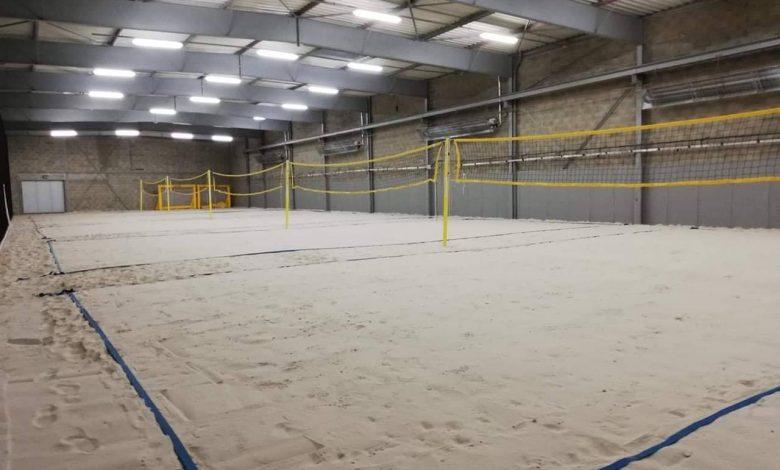 Beach Volley intérieur à Orléans, c'est possible chez Beach Valley ! 1