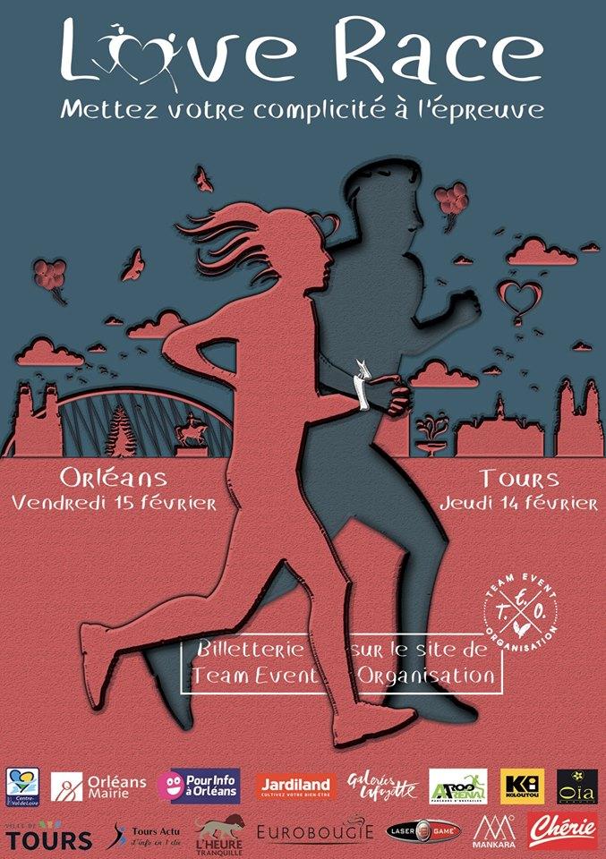 La Love Race est de retour à Orléans ! 1