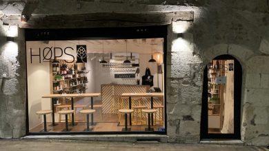 Photo of La maison Høps pour les amateurs de bières artisanales