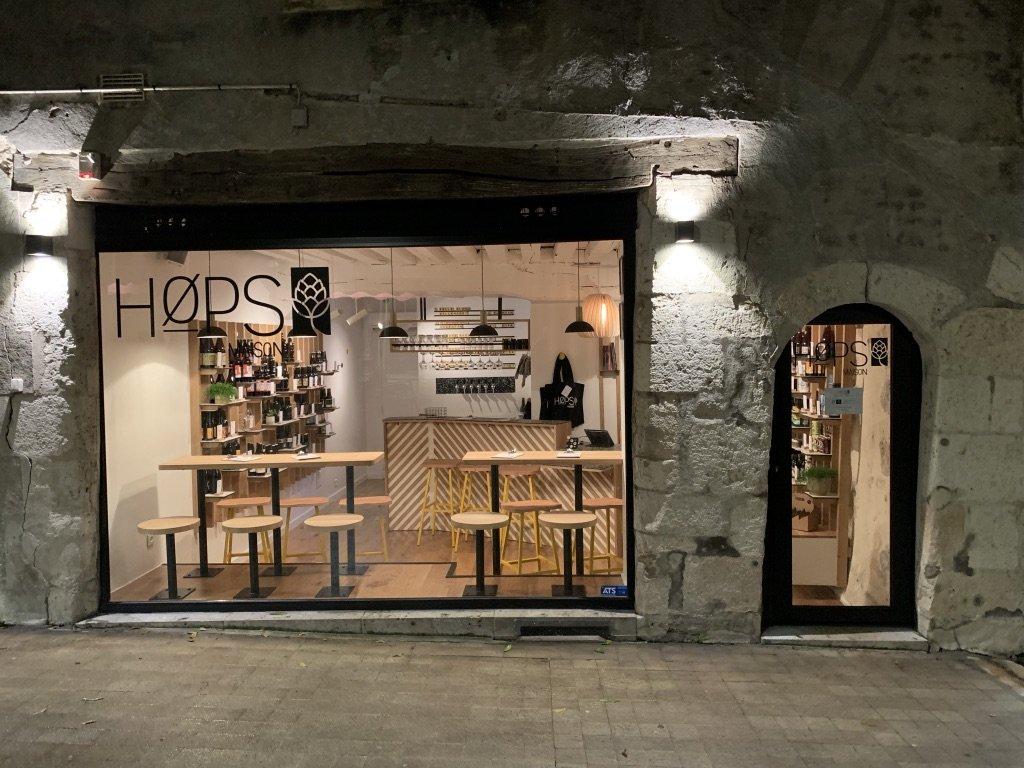 La maison Høps pour les amateurs de bières artisanales 5