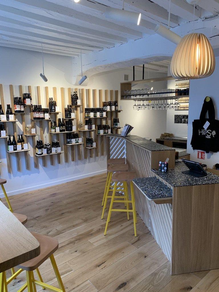 La maison Høps pour les amateurs de bières artisanales 19
