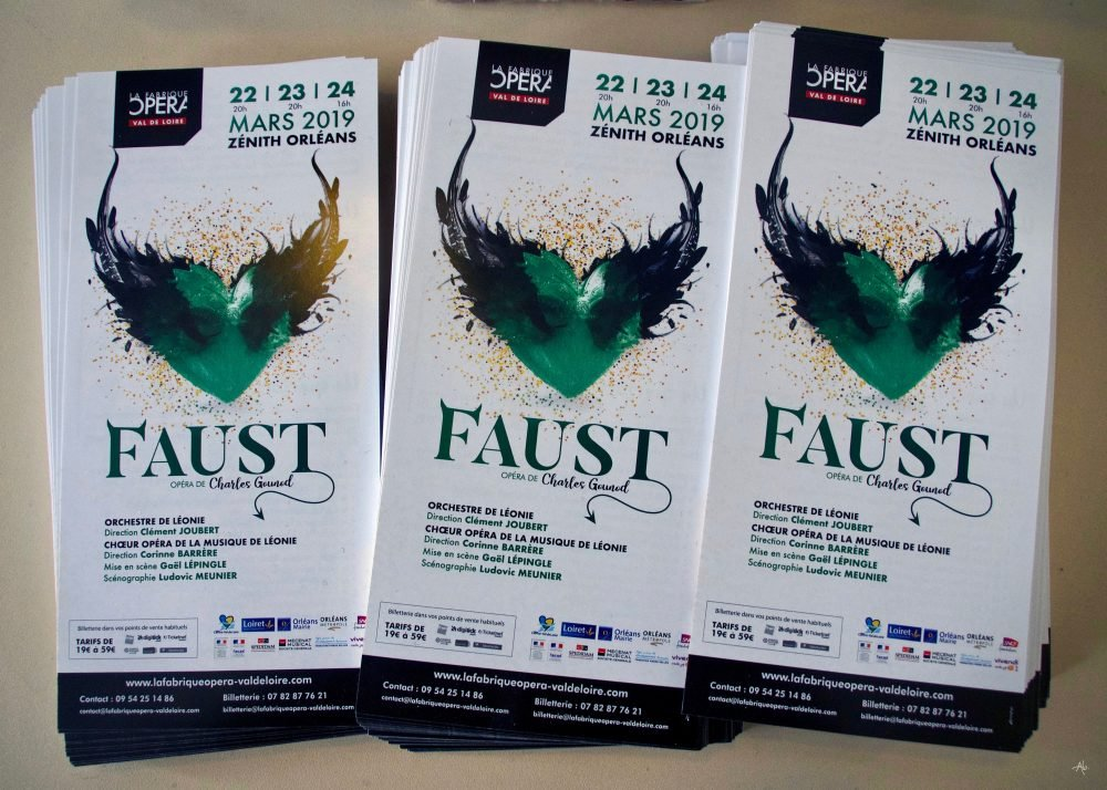 La Fabrique Opéra Val de Loire présente FAUST 7