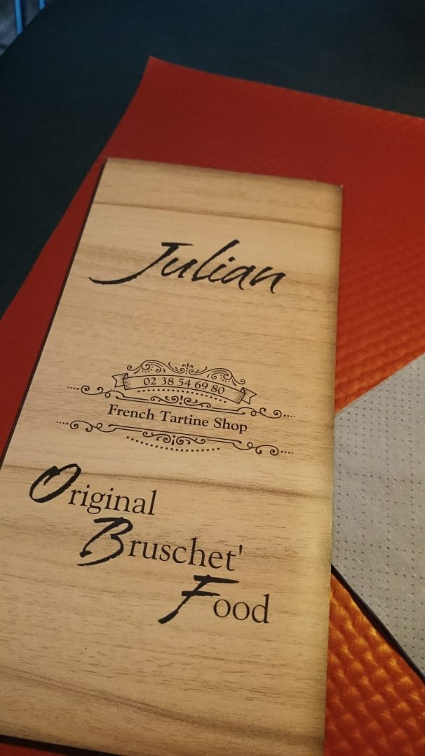 On a testé: Julian Original Bruschet' Food 2
