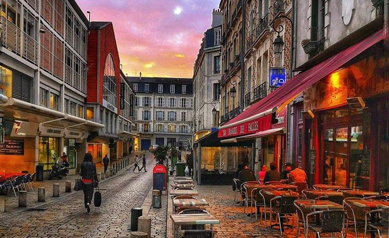 Le Centre Ville d'Orléans 1