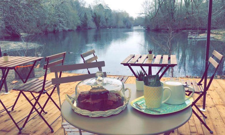 Prendre un café au bord du Loiret, c'est possible ! 1