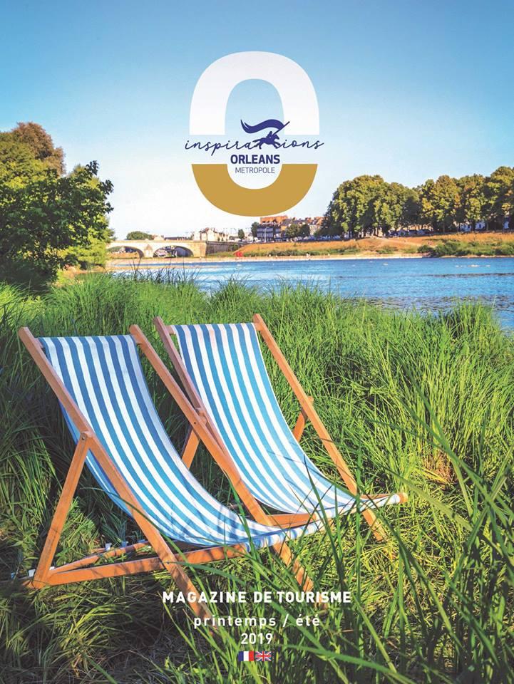 Un nouveau magazine touristique à Orléans 2