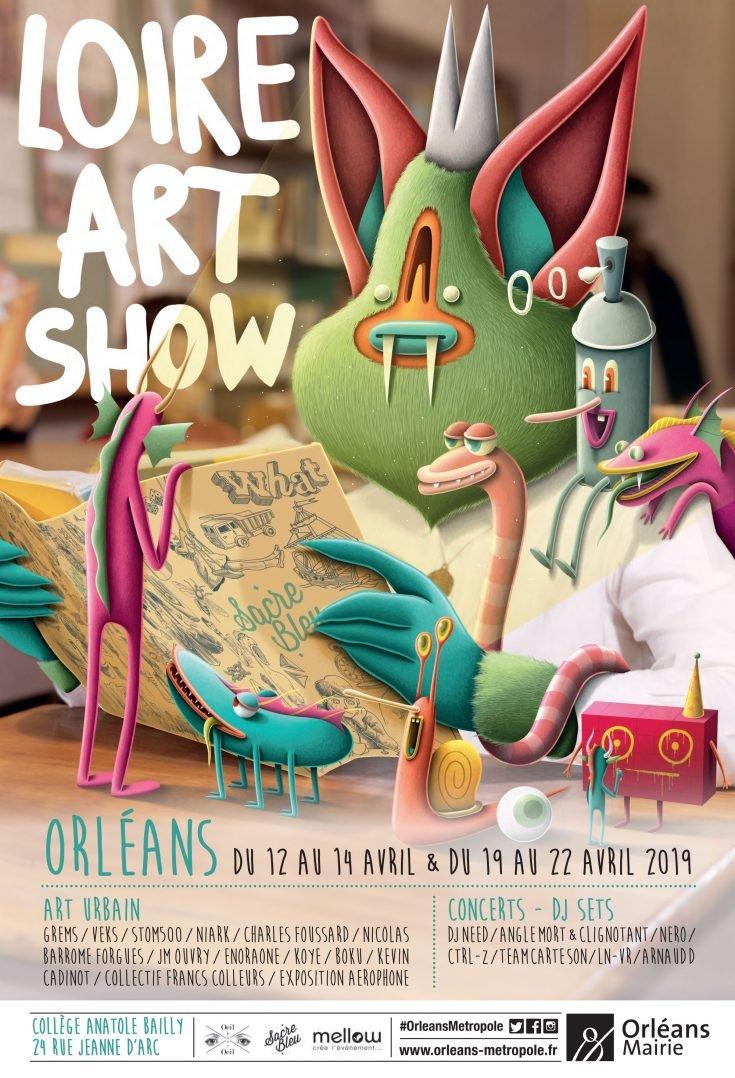 Loire Art Show 2019 2