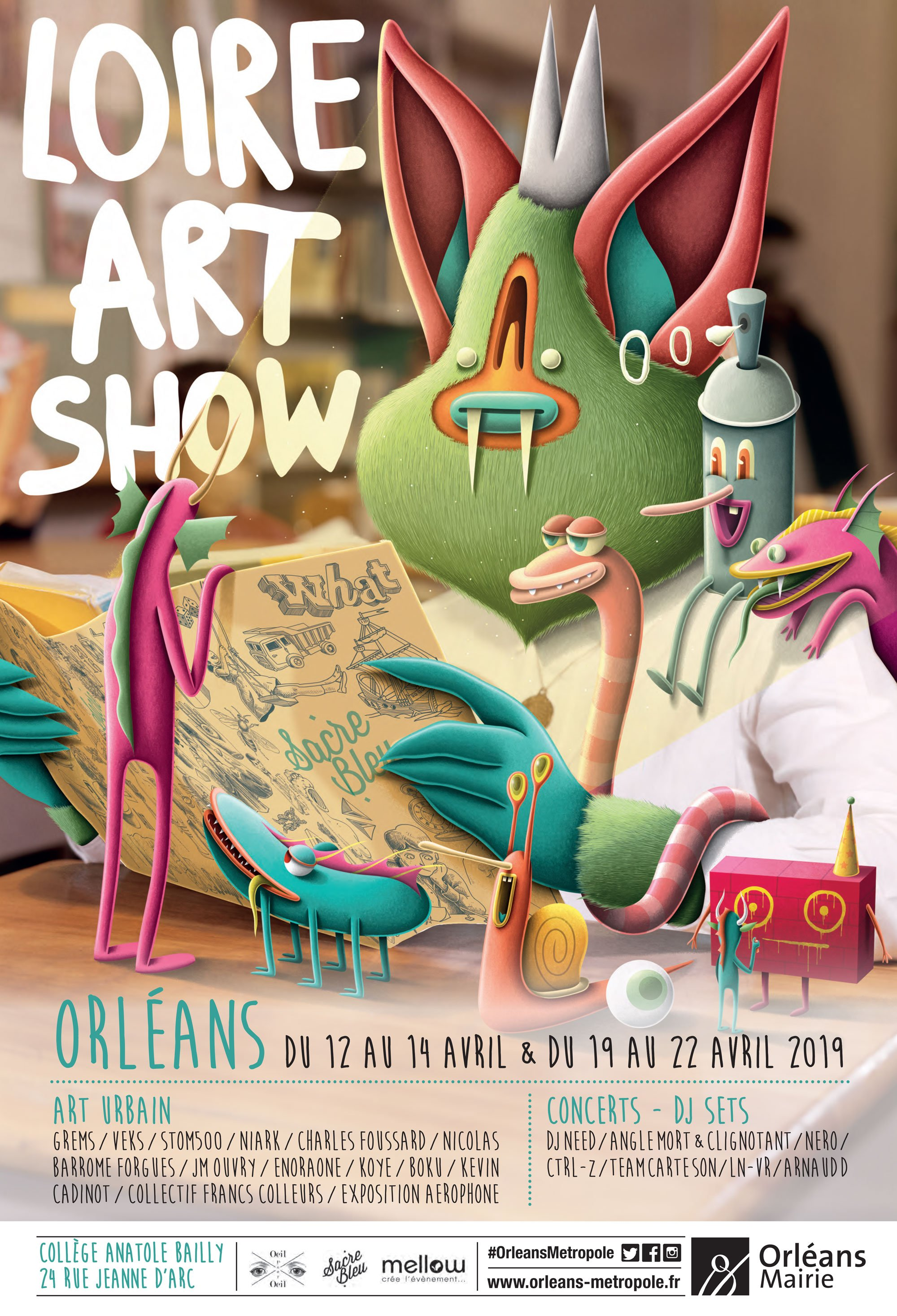 Loire Art Show 2019 4