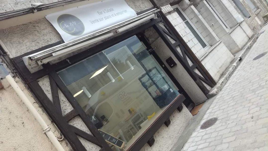 Au 101, un Bar à Salade s'installe à Cléry-Saint-André 7
