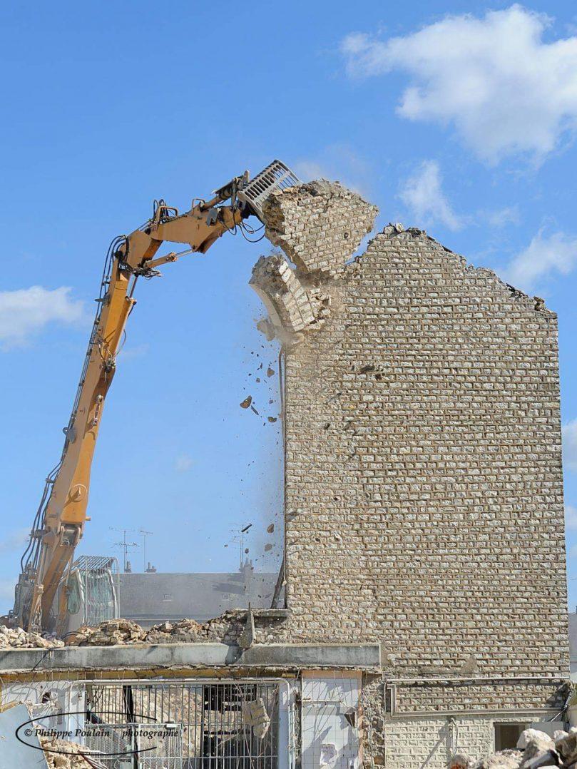 Prison d'Orléans, le dernier mur est tombé 4