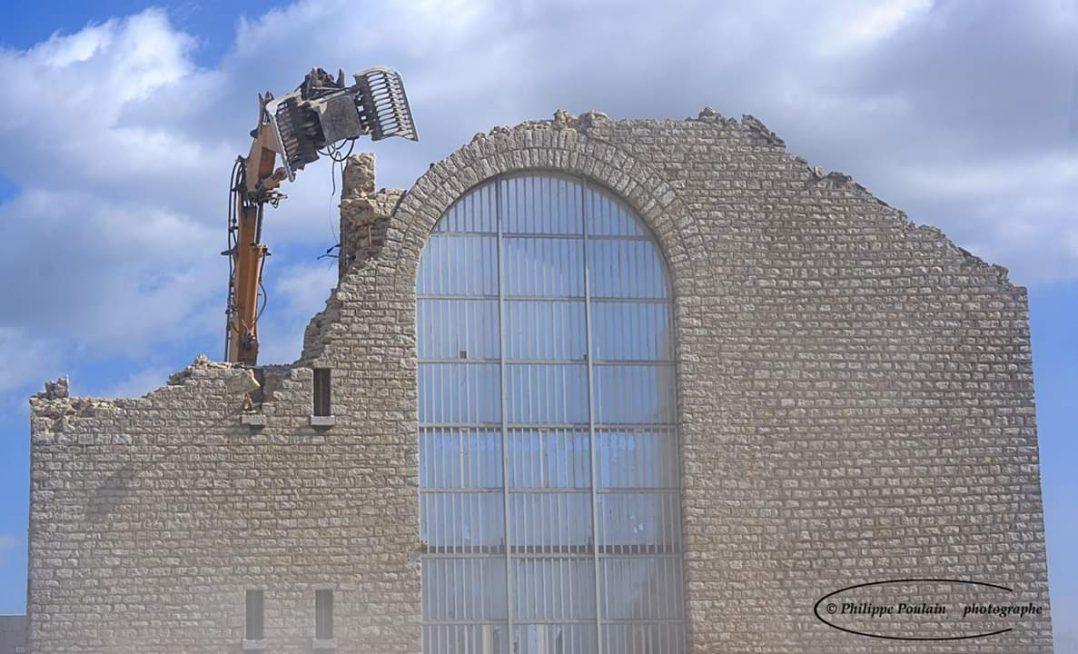 Prison d'Orléans, le dernier mur est tombé 3