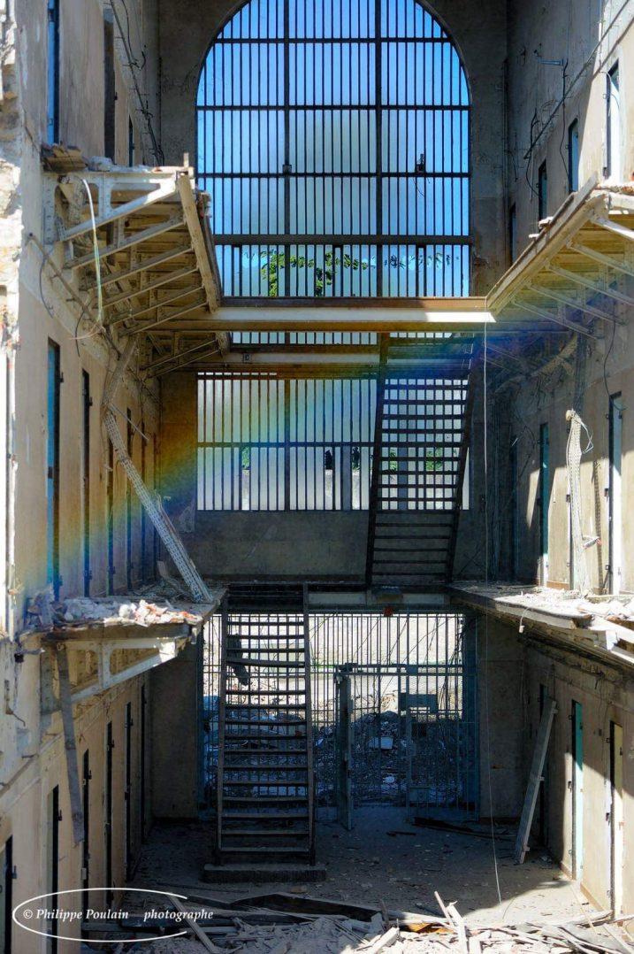 Prison d'Orléans, le dernier mur est tombé 6