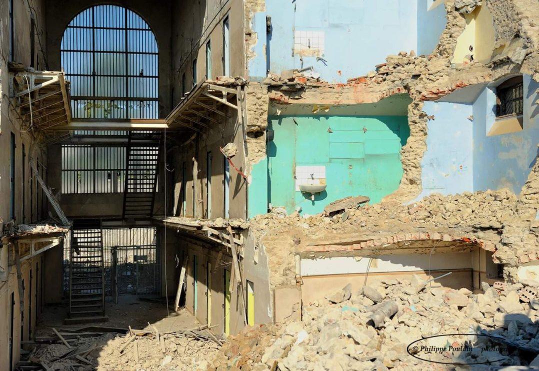 Prison d'Orléans, le dernier mur est tombé 7