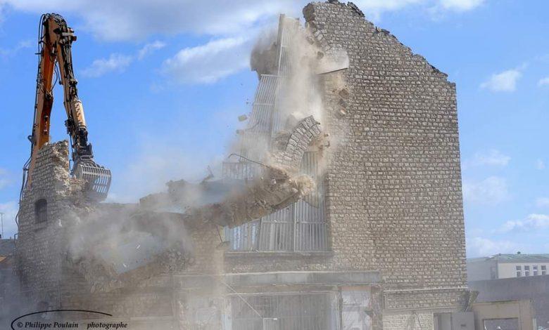 Prison d'Orléans, le dernier mur est tombé 1