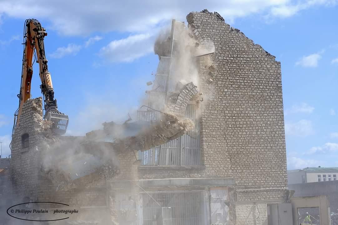 Prison d'Orléans, le dernier mur est tombé 5