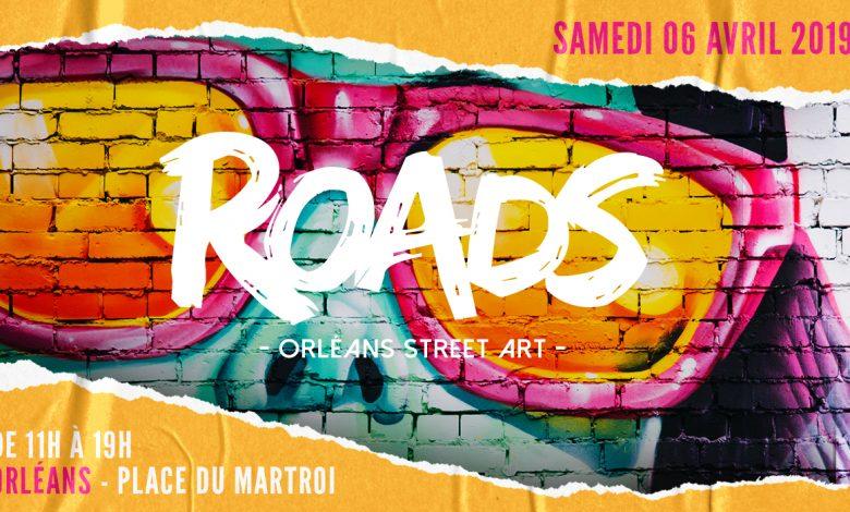 ROADS, le Festival 100% Street Art ! 1