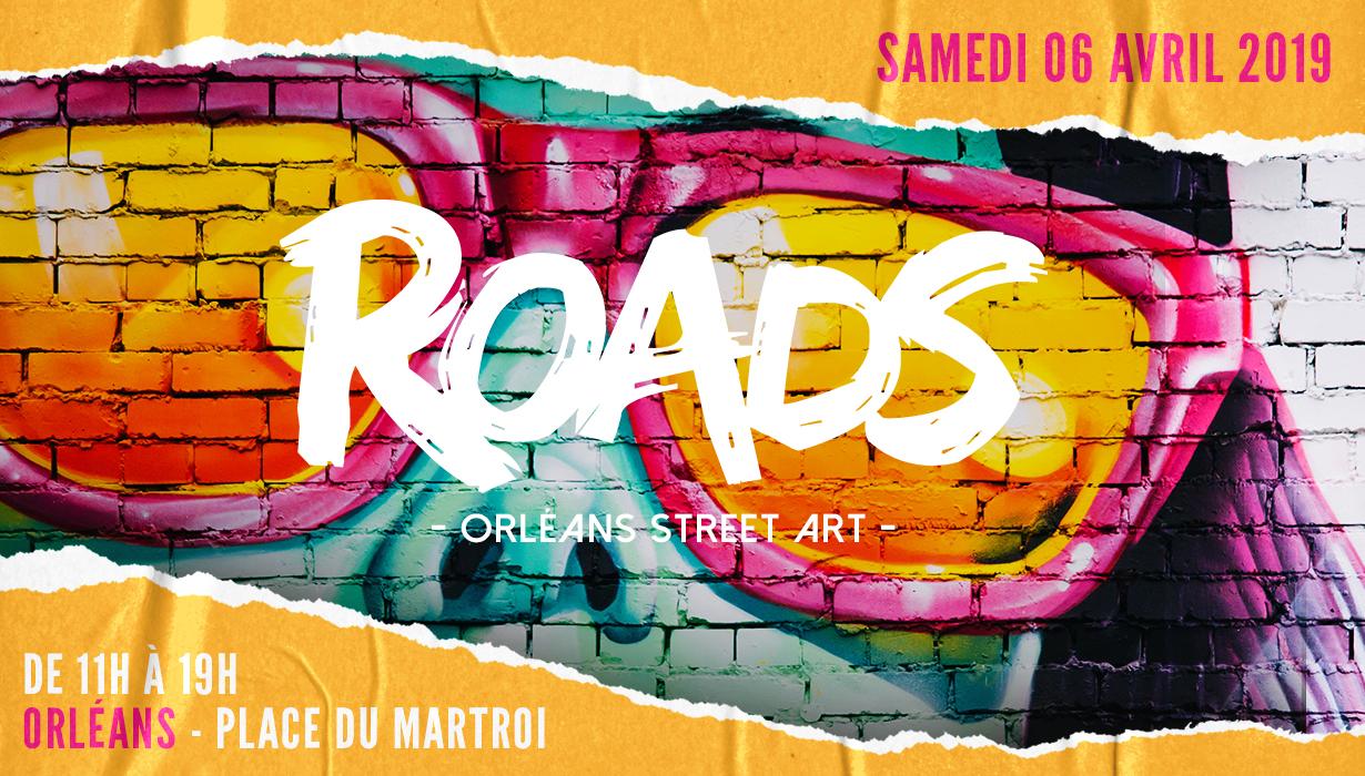 ROADS, le Festival 100% Street Art ! 5