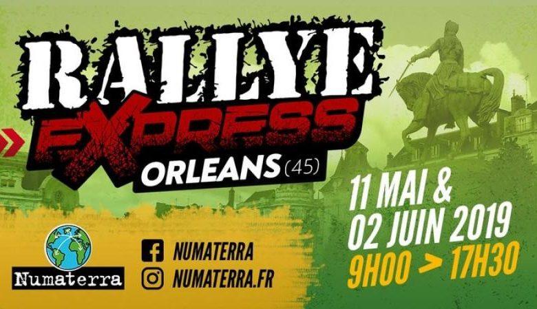 Vous avez l'âme d'un aventurier ? Le Rallye Express vous attend ! 1