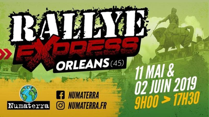 Vous avez l'âme d'un aventurier ? Le Rallye Express vous attend ! 4