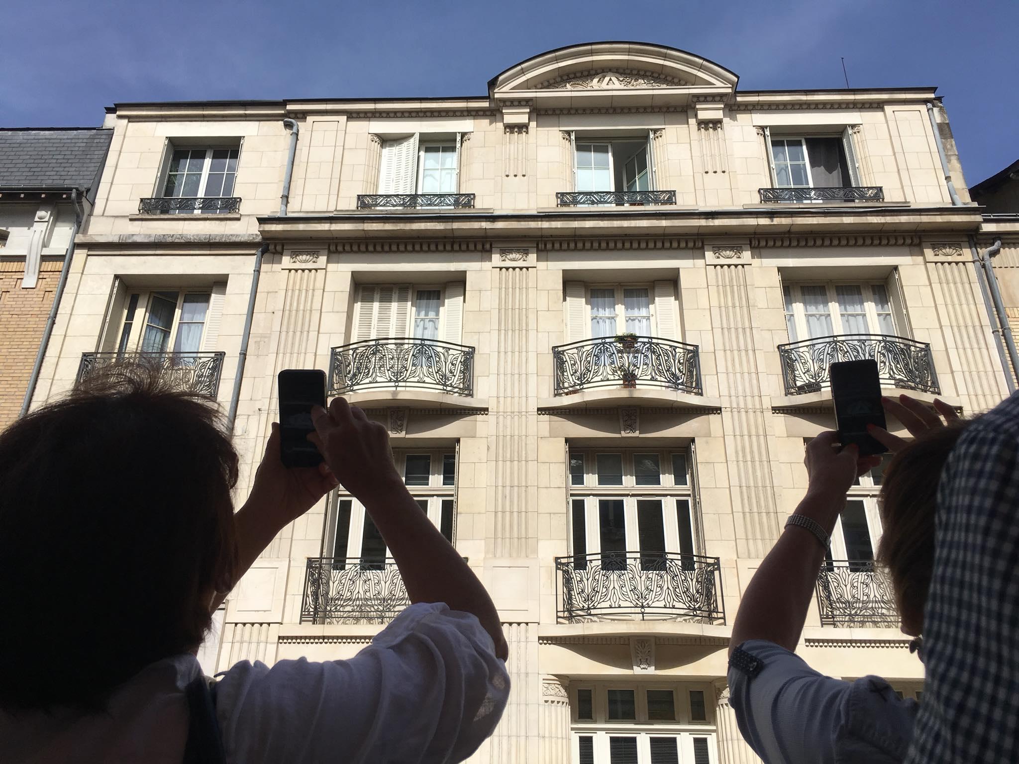 Nouvelle balade interactive à Orléans 1