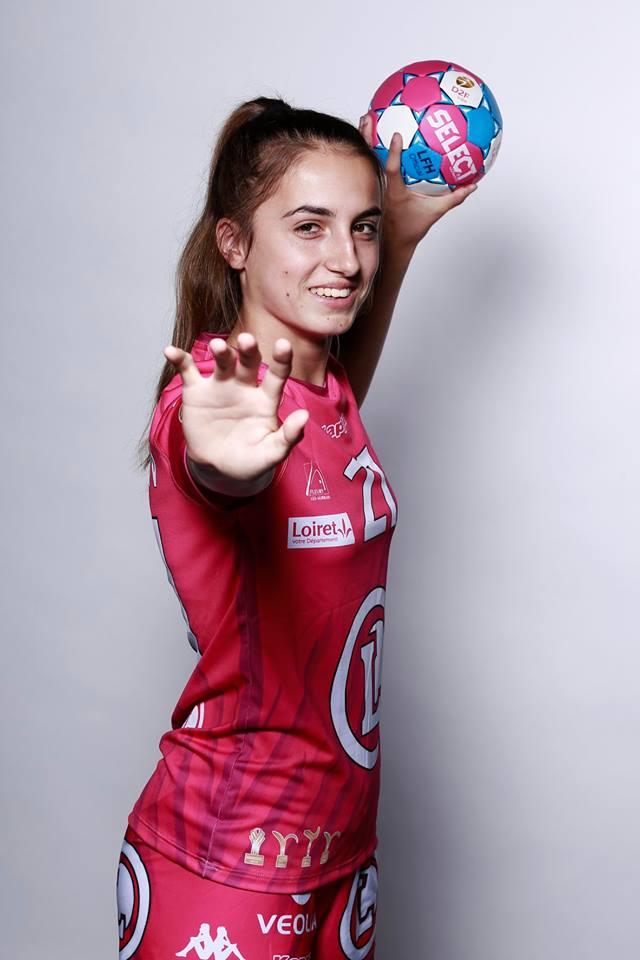 Une jeune joueuse du Fleury Loiret HB primée par l'Education Nationale ! 7