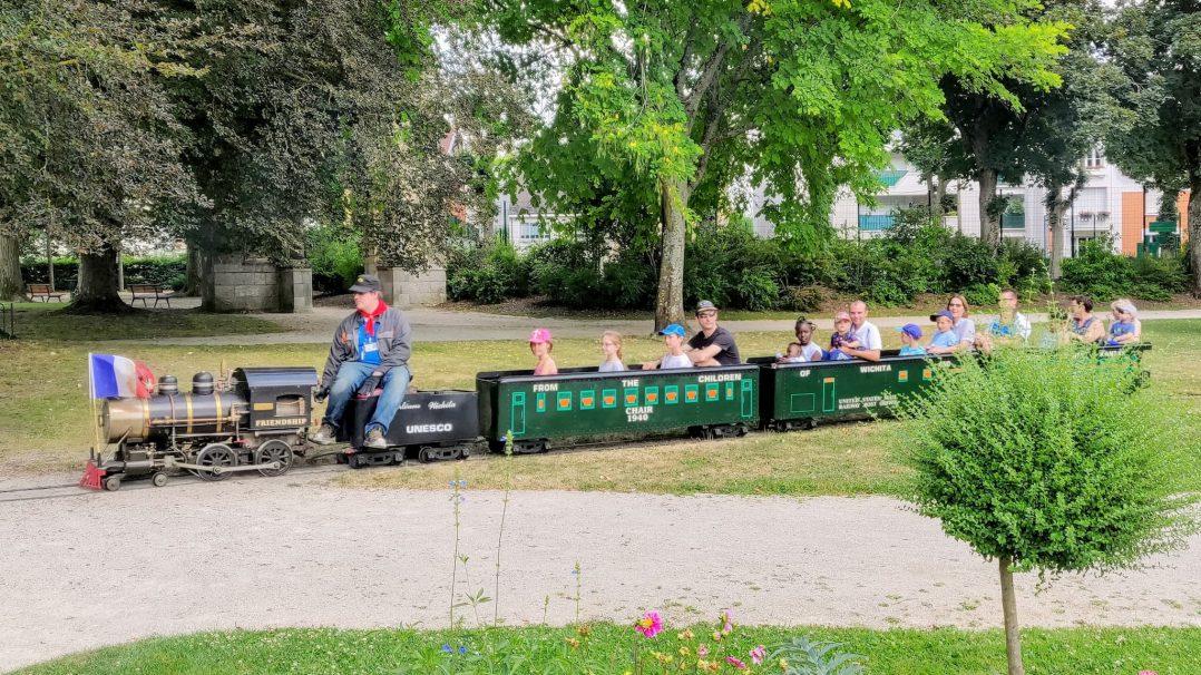 Petit train du Parc Pasteur, dates et horaires pour la saison 2019 1