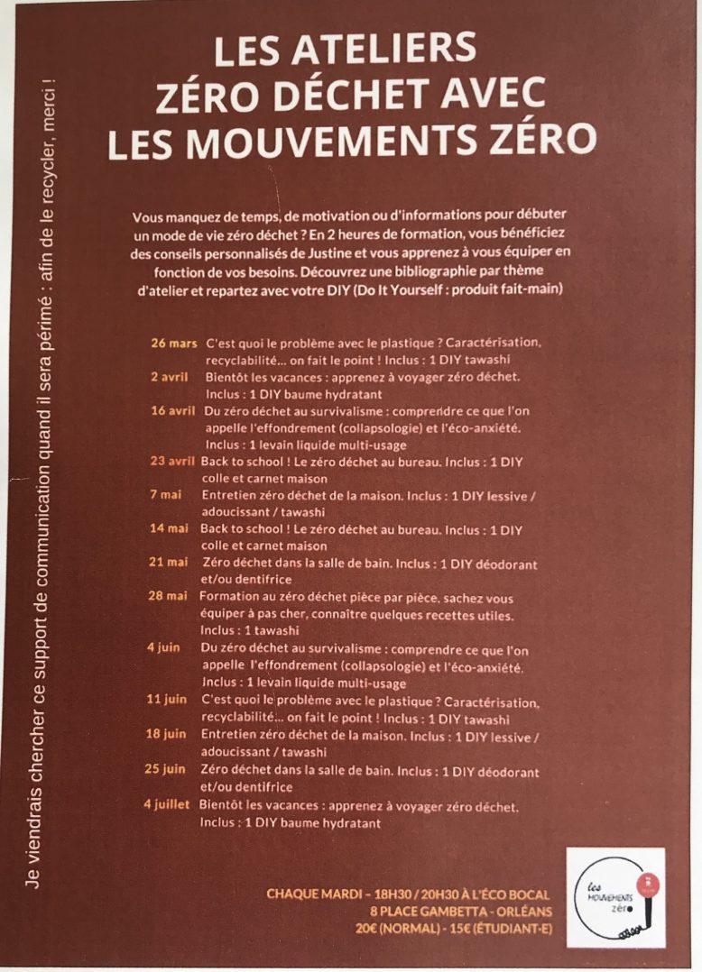 Zéro déchet : une orléanaise investie pour un monde meilleur 5