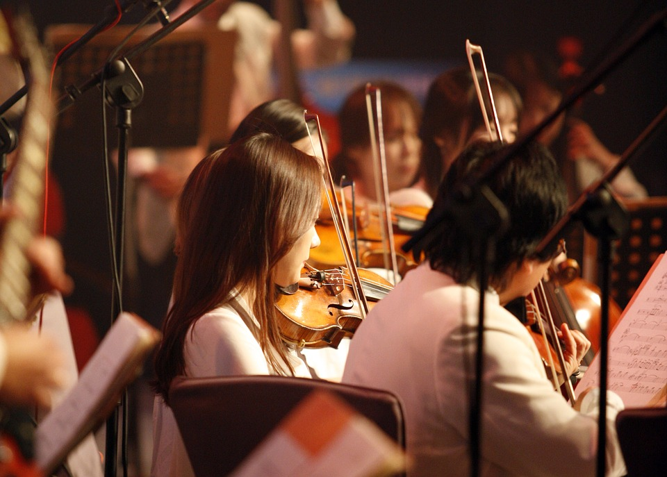 La compagnie du Prélude crée son propre ensemble musical : L'Opus du Prélude ! 2