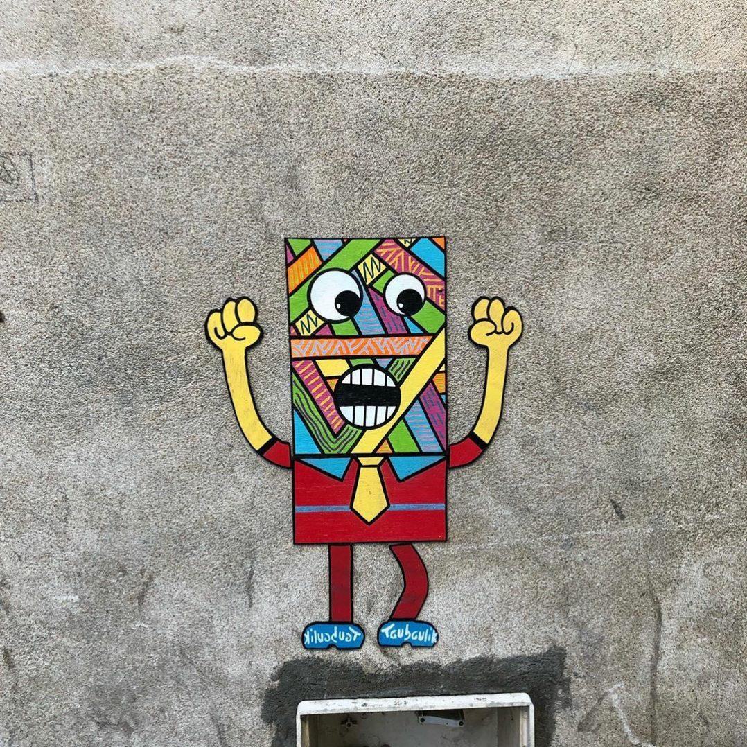 Touboulik, un nouveau personnage dans les rues de la ville ! 4