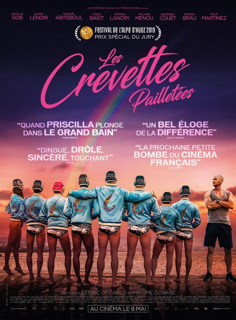 """""""Les Crevettes Pailletées"""", une comédie sur la communauté LGBT sans trop de clichés 1"""