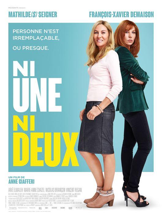 """""""Ni Une Ni Deux"""", deux rôles en un film pour Mathilde Seigner 11"""