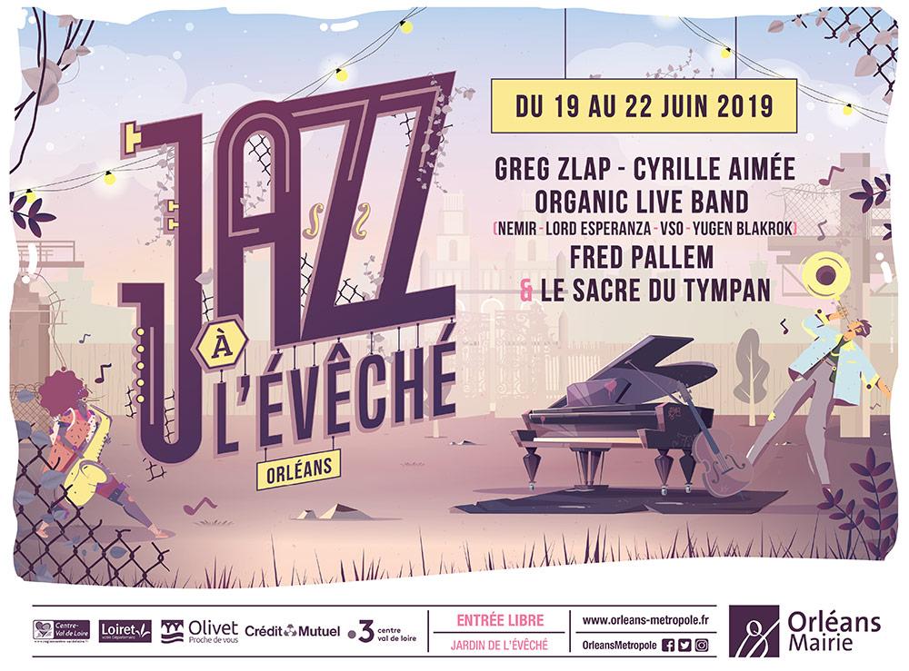 Jazz à l'Evêché 2019 : TOUT UN PROGRAMME ! 36