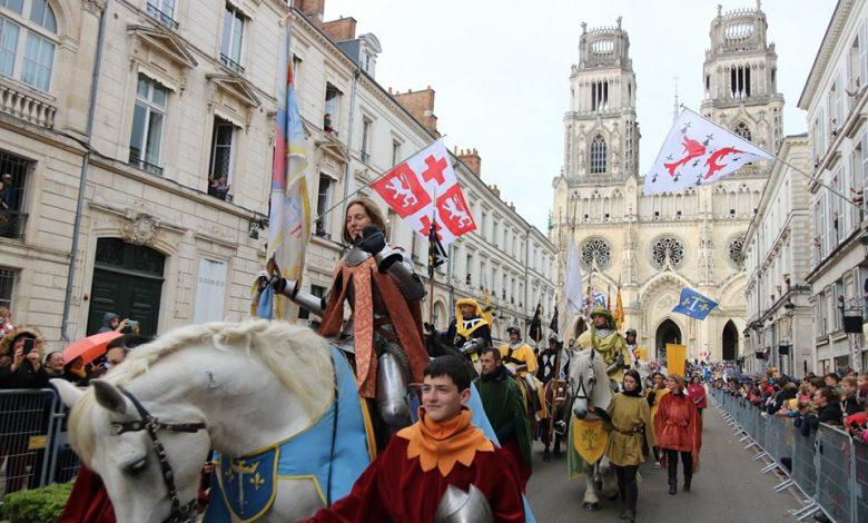 Des fêtes de Jeanne d'Arc repensées, en septembre prochain 1