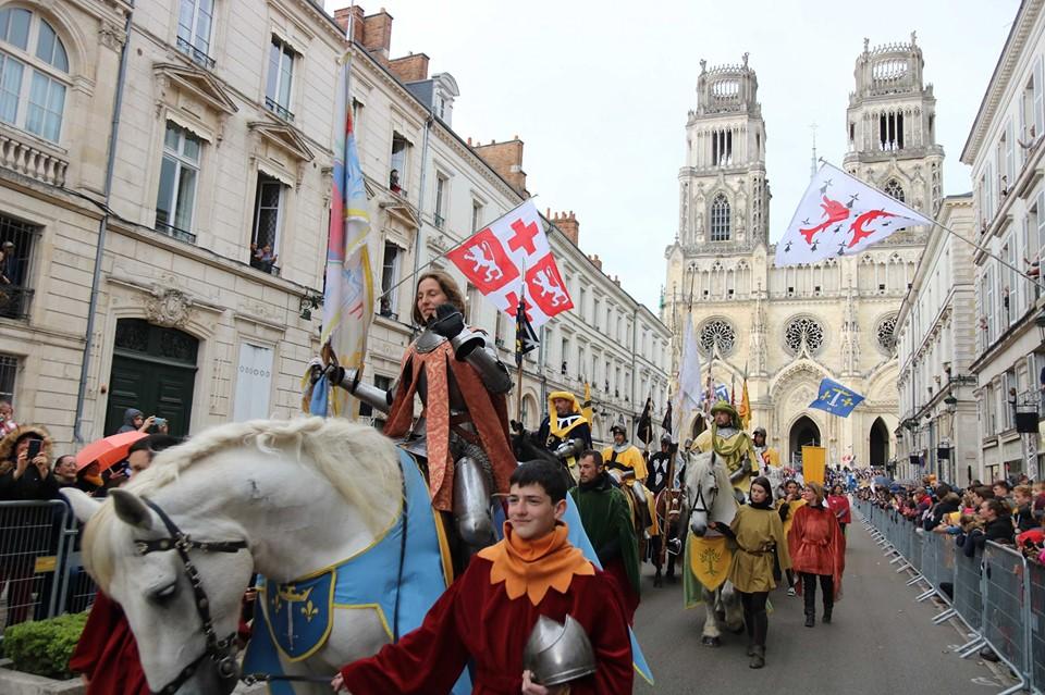 Fêtes de Jeanne d'Arc 2019, on a aimé, on n'a pas aimé ! 1